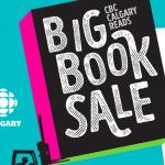 CBC Calgary Reads Big Book Sale
