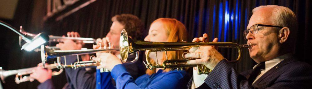 Midnight Blue Jazz Society